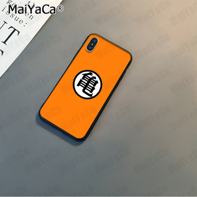 MaiYaCa Dragon Ball iPhone Case Cover - MiscGoodies
