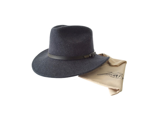 WOOL TRAVELLER JACARU AUSTRALIAN WOOL HATS