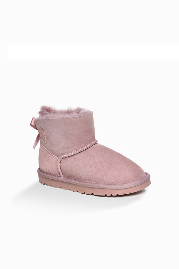 UGG KIDS BAILEY BOW BOOTS (WATER RESISTANT)