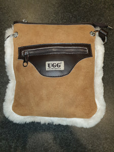 SQUARE SHAPED SHEEPSKIN
