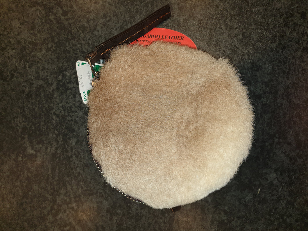 ROUND SHAPE KANGAROO BUSH BAG