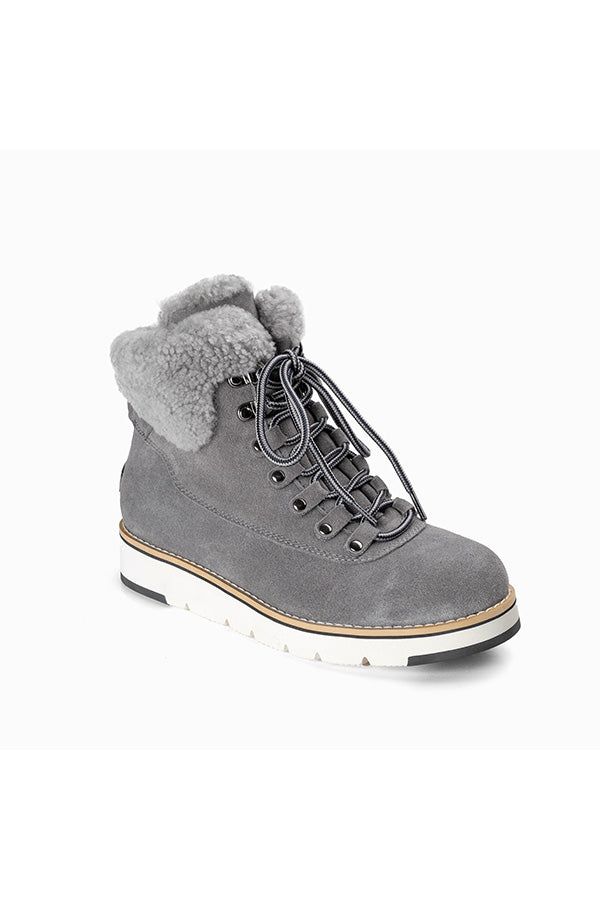 UGG LORI LACE UP SNEAKER BOOTS