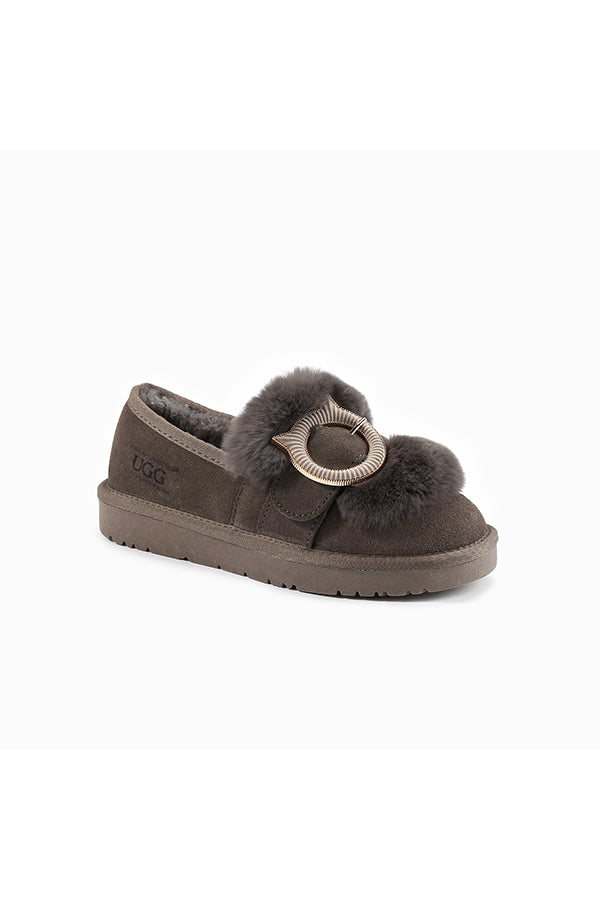 UGG KITTY BUCLE LOAFER