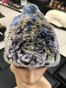 ESSENTIAL REX RABBIT BEANIE