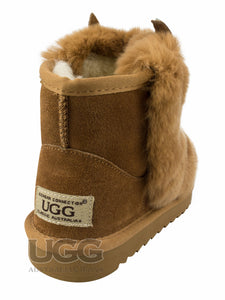 UGG KIDS FOX ZIP BOOTS
