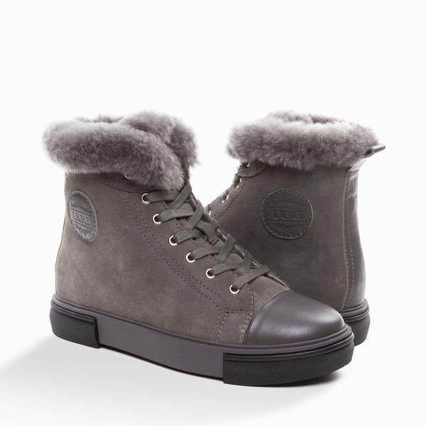 UGG FINEST HIGH TOP SNEAKERS