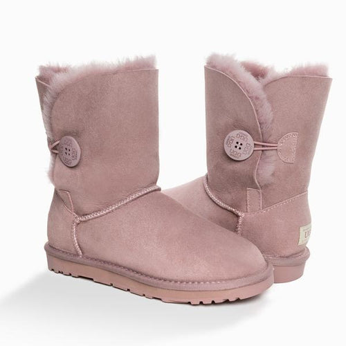 UGG Classic Short Button Boots