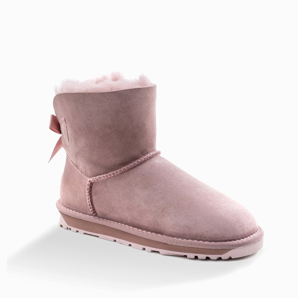 747ba6c9e80 UGG CLASSIC MINI BAILEY BOW BOOTS