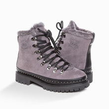 UGG EILEEN LACE UP BOOTS