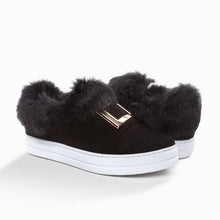 UGG TAME SHEARLING SNEAKERS