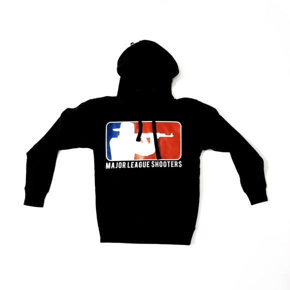 Major League Shooters Hoodie (Black)