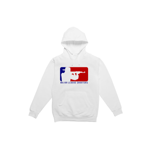 Major League Shooters Hoodie (White)