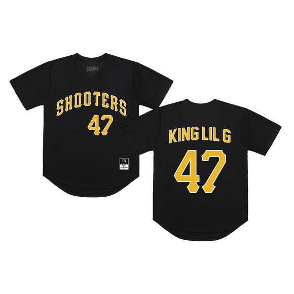 Shooters 47 Jersey (Black)