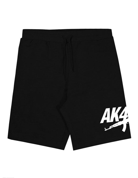 Sucios Athletic Shorts Black