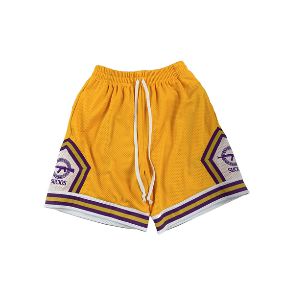 SUCIOS ALL STAR SHORTS