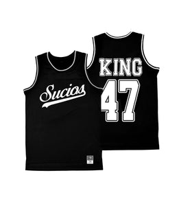King 47 Basketball Jersey