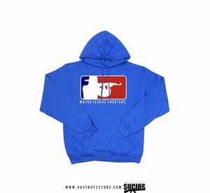 Major League Shooters Hoodie (Royal Blue)