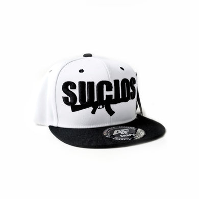Sucio's Originals Hat (white)