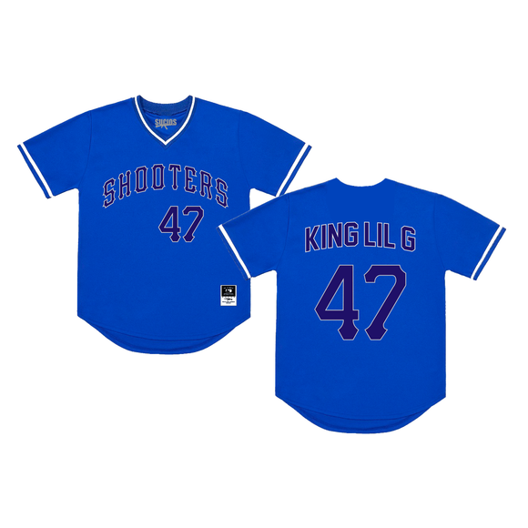 Shooters 47 Jersey (Blue)