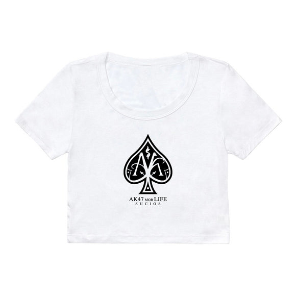 White ace  ; Croptop