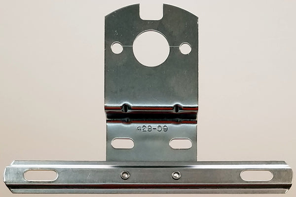 428-09 Peterson (PM) Universal Steel License Plate/Tag Bracket - Buy PM Lights