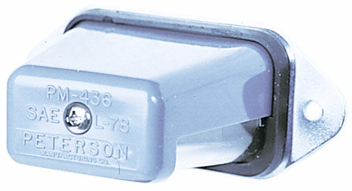 436 Peterson (PM) Surface Mount License Light - Buy PM Lights