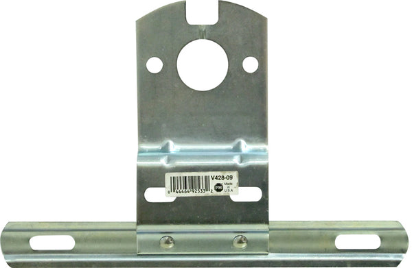 V428-09 Peterson (PM) Universal Steel License Plate/Tag Bracket (RETAIL) - Buy PM Lights