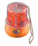 740R Peterson (PM) Red Battery-Operated Flashing Safety Beacon - Buy PM Lights