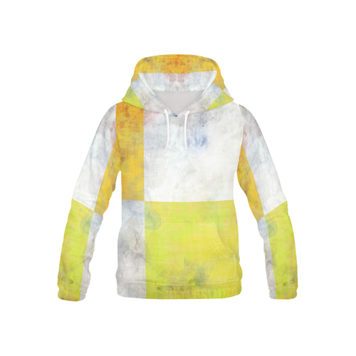 Watercolor Pop All Over Print Hoodie for Kid