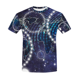Continents T-Shirt for Men