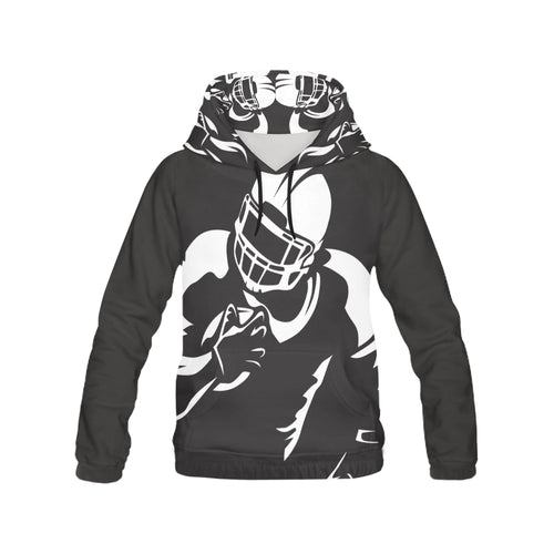 Football Player Hoodie for Men