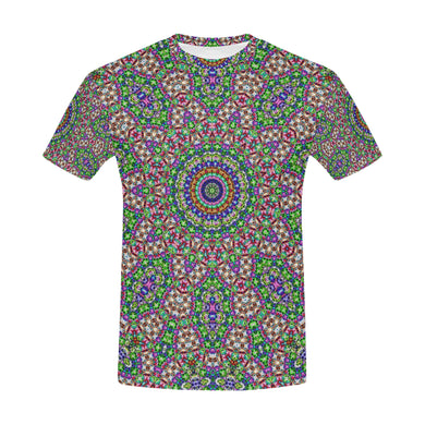 Batik T-Shirt for Men #2A
