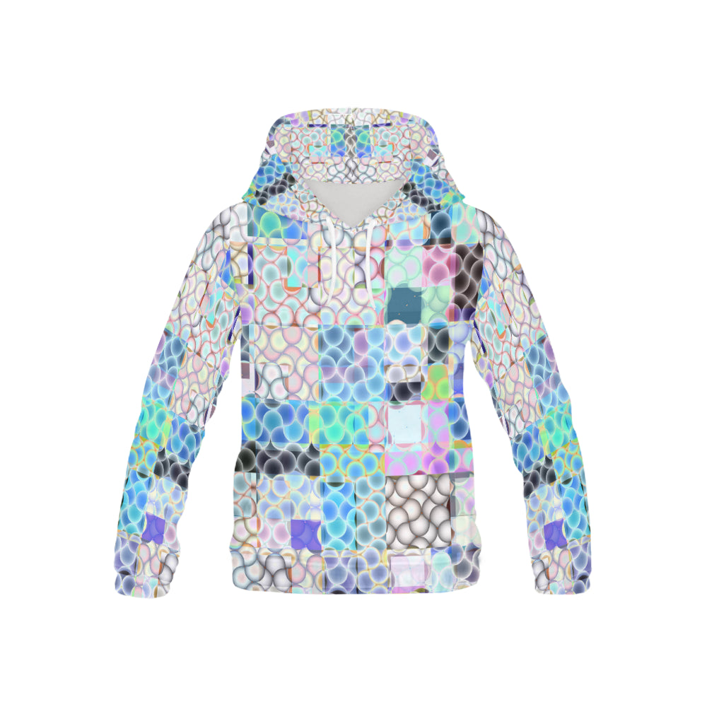 BlastoBlob #7A   All Over Print Hoodie for Kid (USA Size) (Model H13)
