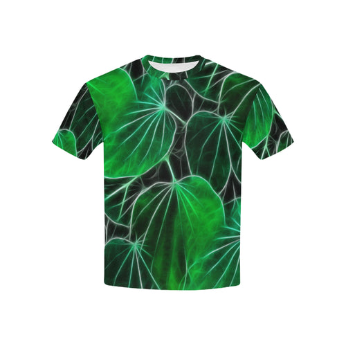 Foliage #9B   All Over Print Tshirt for Kid (USA Size) (Model T40)