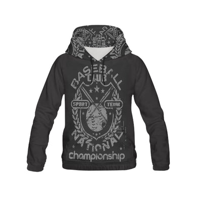 Baseball Championship Hoodie for Men