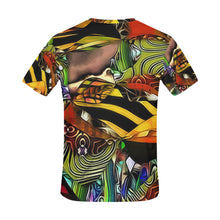 Mindworks Collage #7   All Over Print T-Shirt for Men (USA Size) (Model T40)