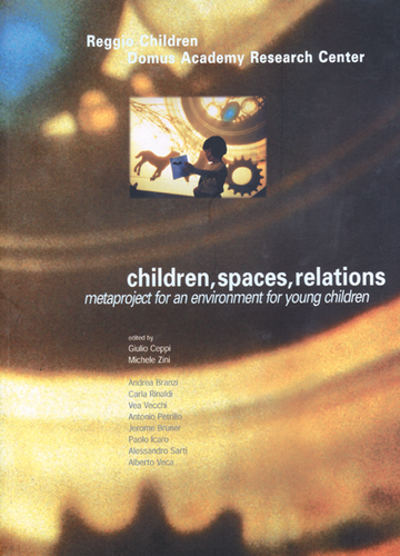Children, Spaces, Relations: Metaproject for an Environment for Young Children