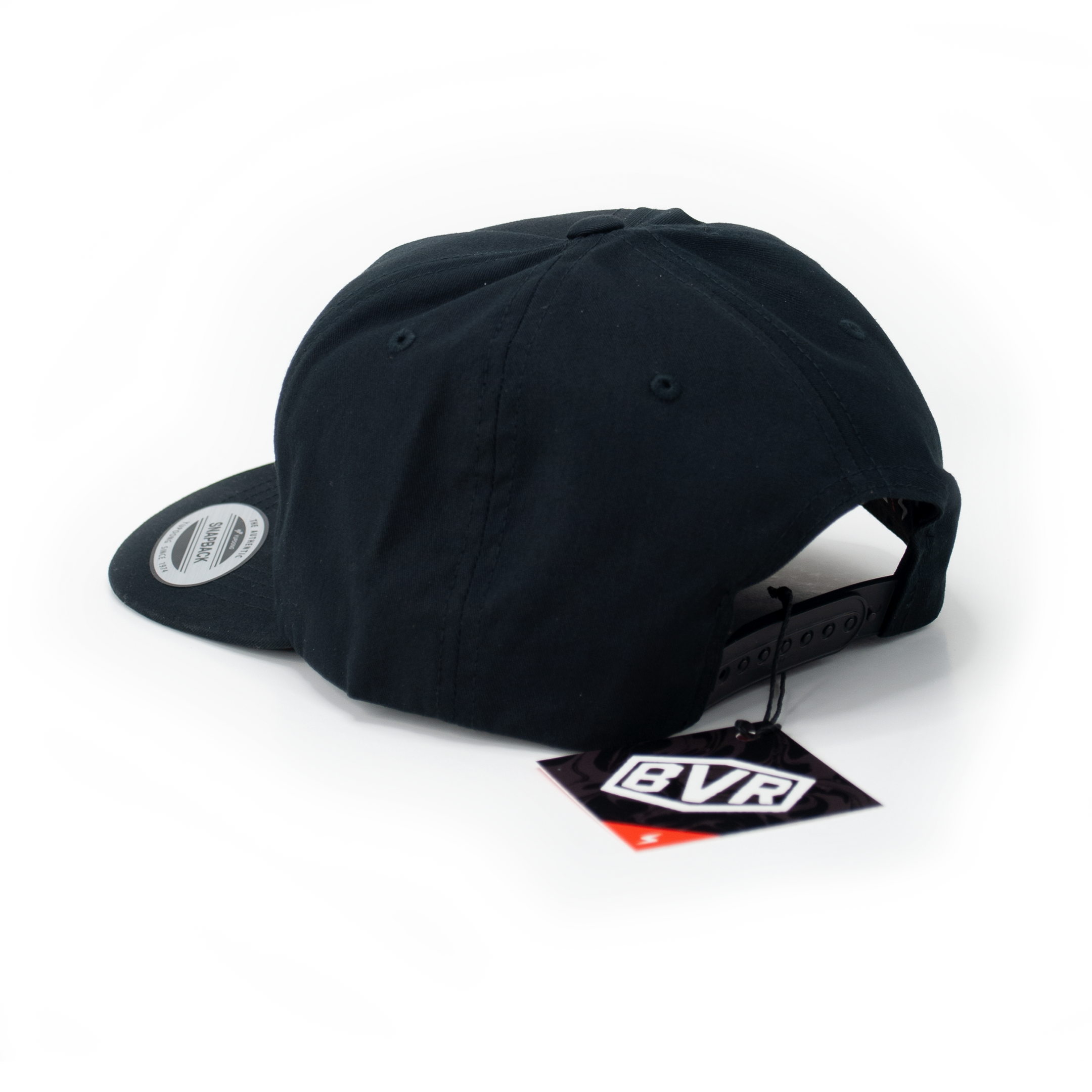 432nd Interceptor Black Retro Trucker