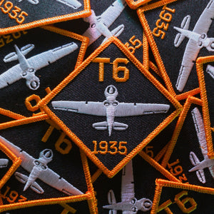T-6 Texan Patch