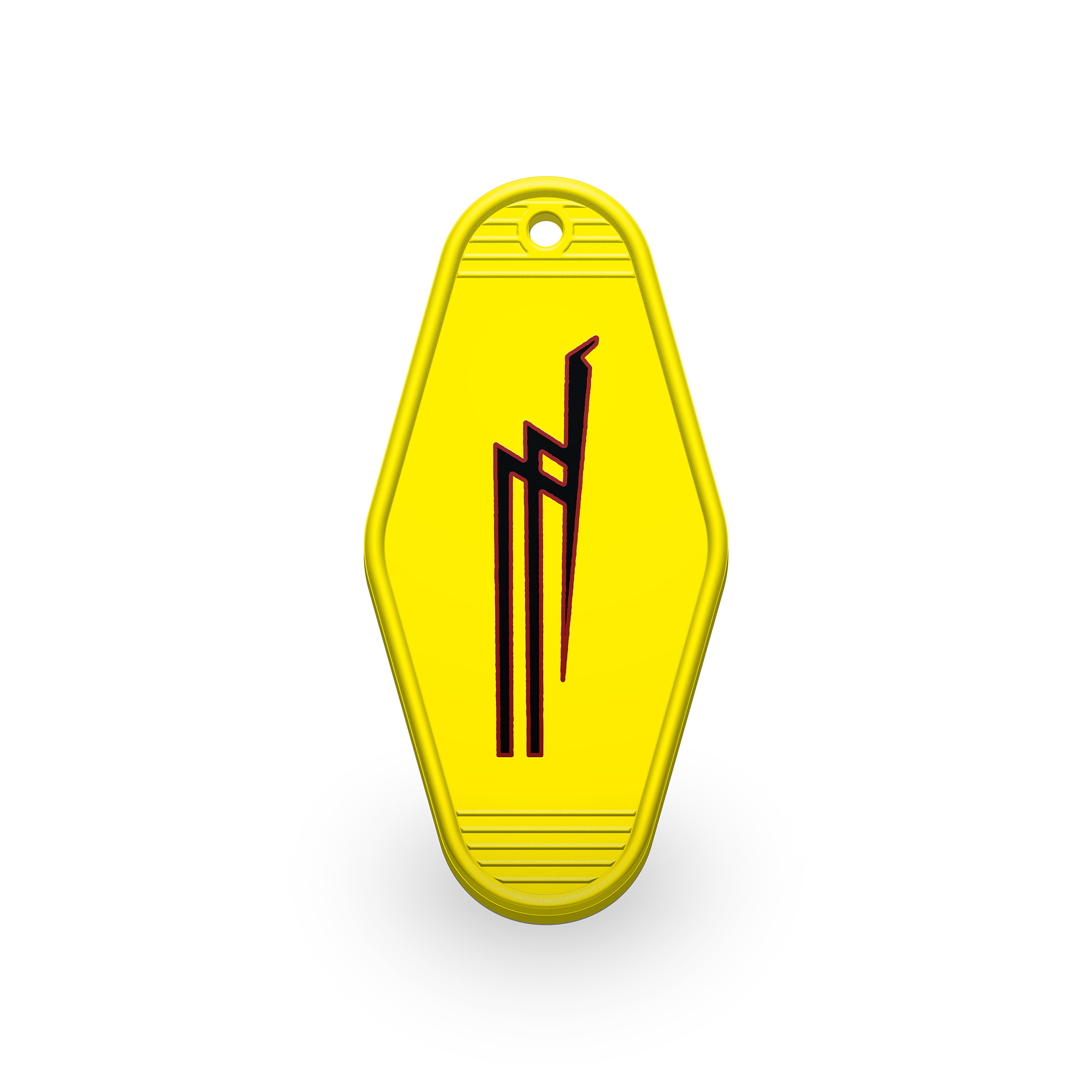 Staggerwing Key Tag