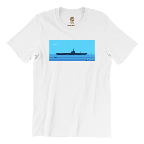 Carrier Pixel Art Tee