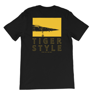 Tiger Style Tee
