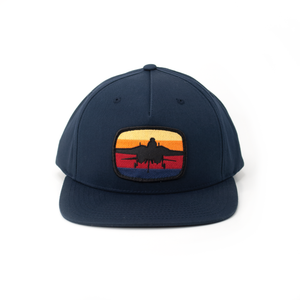 The Groove Twill Trucker - Navy