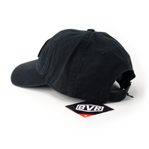 The Groove Dad Hat - Black