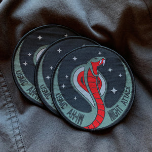 Night Attack Patch