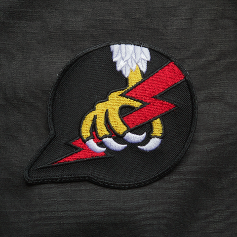 432nd Interceptor Patch