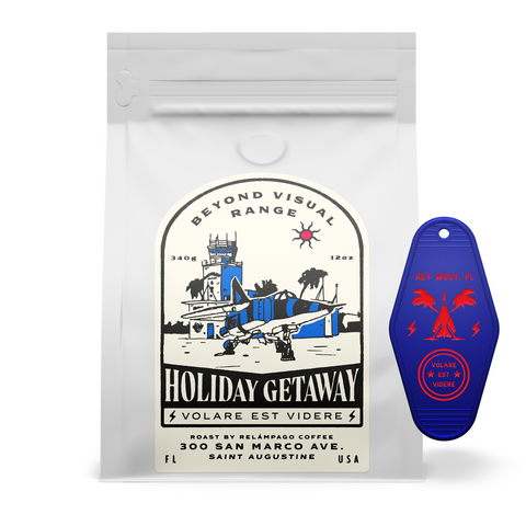 Holiday Getaway - Coffee Blend