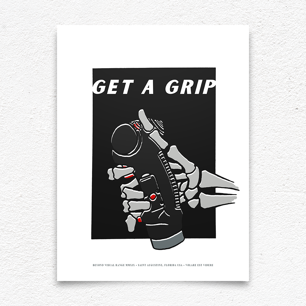 Grip Poster