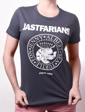 Womens JASTFARIAN Tee