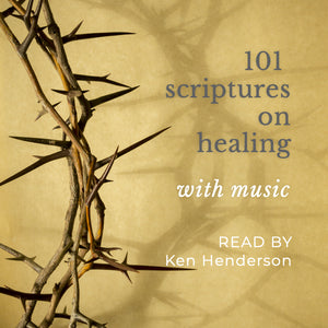 101 Healing Scriptures with Music